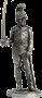 NAP-38 Рядовой конно-егерского полка герцога Людвига. Вюртемберг