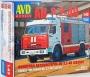 AVD1269 - Пожарная автоцистерна АЦ-3,2-40 (На базе Камаз-43253)