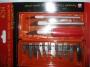 4014 JAS Набор ножей с цанговым зажимом (алюминий), 16 предметов