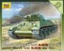 6101 Звезда 1/100 Советский средний танк Т-34/76
