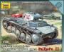 6102 Звезда 1/100 Немецкий легкий танк Pz.Kpfw.II