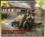 6112 Звезда 1/72 Советская противотанковая 45-мм