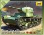 6113 Звезда 1/100 Советский танк Т-26