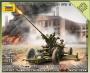 6115 Звезда 1/72 Советское 37-мм орудие 61-К с расчётом