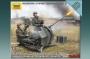 6117 Звезда 1/72 Немецкое 20-мм зенитное орудие FLAK-38 с расчет