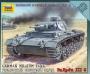 6119 Звезда 1/100 Немецкий средний танк Pz.Kpfw. III G