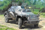 6157 Звезда 1/100 Немецкий легкий бронеавтомобиль Sd.kfz 222