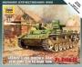 6162 Звезда 1/100 Немецкий огнеметный танк Pz.Kfw III