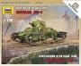 6191 Звезда 1/100  Британский танк Матильда Mk-1