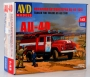 AVD1034 - Пожарная автоцистерна АЦ-40(130)