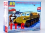 AVD3003 - транспортёр  гусеничный транспортёр-снегоболотоход ГТ-