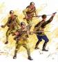 Звезда 3501 1:35 Пехота Красной Армии №1