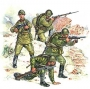 Звезда 3502 1:35Пехота Красной Армии №2