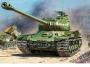 Звезда 3524 1:35 ИС-2 Советский тяжелый танк