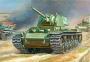 Звезда 3539 1:35 КВ-1 Советский тяжелый танк