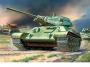 Звезда 3535 1:35 Советский танк Т-34/76 обр.1942 г.
