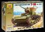 Звезда 3538 1:35 Советский легкий танк Т-26 (обр. 1933 г.)