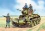 Звезда 3545 1:35 Советский танк БТ-7 с экипажем