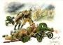 Звезда 3584 1:35 Советские пулеметчики