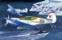 Звезда 7201 1:72 Истребитель P-40B Томагавк