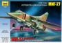 Звезда 7228 1:72 Советский истребитель-бомбардировщик МиГ-27