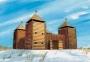Звезда постройки 1/72 8501 Средневековая крепость