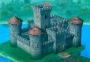 Звезда постройки 1/72 8512 Средневековый замок