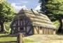 Звезда постройки 1/72 8532 Дом с соломенной крышей